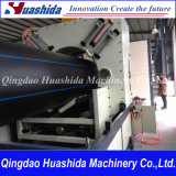 PE Extruder Solid Wall Pipe Extrusion Line