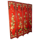 Chinese Antique Furniture Wooden Screen