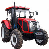 Large Tractor 81kw 110HP 4WD Agricultural Tractor with Cabin