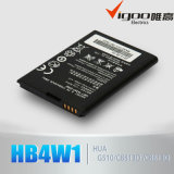 Cell Phone Battery Hb4w1 for Huawei Y210 T8951 U8951 G510 1700mAh