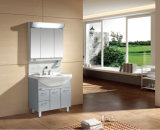 Bathroom Vanity with Fogproof Mirror Cabinet (T80S)