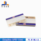 Customized Thermal Lamination RFID Smart PVC Card for Customs