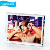 Home Decoration Printable Glass Photo for Deisgn Printing 7*9 Inch