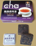 Yubang Ripe Pu-Erh Tea Block