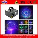 2 in 1 RGB Animation Effect 3D Kaleidoscope Laser Light Stage Lighting