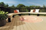 WPC Outdoor Flooring Wood Plastic Composite Decking 150*25