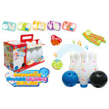 Children Sport Toy Bowling Ball with Music (H10882006)
