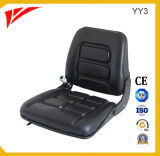 General Type Black PVC Mini Forklift Compact Seat