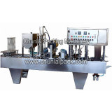 Small Cup Double Color Chocolate Filling Sealing Machine