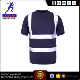 Reflective Safety T-Shirt for Work Safety