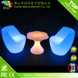 16 Colors Light Table and LED Chair for Home Decoration