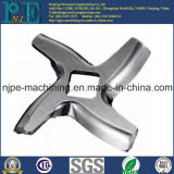 Customized High Precision Casting Steel Pump Impeller