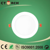 High Quality Ctorch LED Round Panel Light with Ce 18W