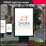 Aluminum LED Lighting Hot Sales Design Advertising Mupis