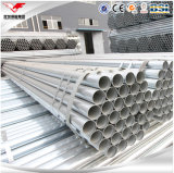 BS1387 / ASTM A500 / ASTM A53 / En 39 / BS En 1139 Galvanized Pipe with 1/2 Inch to 12 Inch