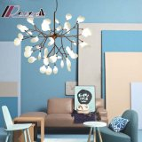 Modern Light Tree Branch LED Pendant Lamp for Washroom