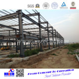 Steel Structure Factory with Mezzanine Design