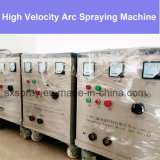 High Velocity Zinc Aluminum Metal Wire Arc Spraying Coating Plating Paint Machine Equipment Small Model Sx-400 for Partial Repairing with Spray Gun