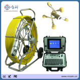 Professional Underwater Remote Control Drain Pipe Sewer Inspection Camera System with 30m/120m Cable Wheel