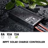 15A 24V MPPT Solar Light Power System Charge Regulator