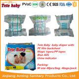 Economic Instant Absorption Sleepy Baby Diaper