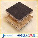 Outdoor Usage Fireproof Stone Aluminum Honeycomb Panel