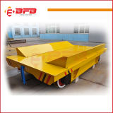 Steel Coil Transfer Cart for Steel Plant Mounted on Rails