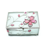 Home Decoration Handmade Craft Jewelry Box Hx-7247