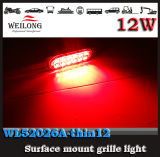 Auto Accessory Exterior Surface Mount LED Waring Light