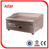 Commercial Stainless Steel Counter Top Griddle with Oil Catch Tray