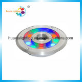 9W/27W RGB Stainless Steel LED Fountain Waterproof Light