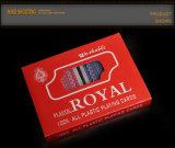Plastic Royal 100% Pure Plastic PVC Poker Playing Cards