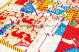 fashion 55*55cm Lady Silk Twill Custom Print Silk Scarf