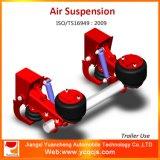 Semi-Trailer Tractor Truck Air Suspension Controller System