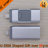 3 in 1 for iPhone/Android Mobilephne OTG USB Pendrive for Gift (YT-3401)