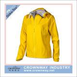 Hooded Lightweight Woman Winter Waterproof Jacket