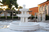White Antique Marble Stone Sculpture Fountain (SY-F112)