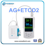 New Handheld Anesthesia Multigas Analyzer Monitor with Etco2