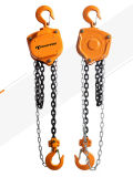 Mechanical Vital Series Hand Operated Chain Pulley Block for Lifting