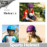 Good Ventilation Foam Pads ABS Bicycle Sports Helmet