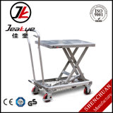 Mobile Stainless Lift Table Capacity 200kg