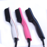 Electric Hair Comb Hair Straightener with LCD