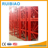 Standard Section for Single Cage and Double Cages Building Construction Lift Sc200/200