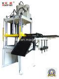 SGS Four-Column Hydraulic Trim Press with Robot
