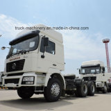 F2000 Shacman 6X4 Truck Tractor 430HP Wei Chai Engine