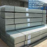 Hot DIP Galvanized Steel Grating Plates for Steel Walkway