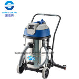 60L 2000W /3000W Wet and Dry Vacuum Cleaner with Squeegee