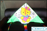 High Quality Kitty Delta Kite for Kids From Weifang