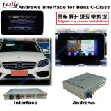 (12-14) Car GPS Android Multimedia Video Interface Navigation Box for Benz B (Car NTG4.5 System) , Mirrorlink/Bt/WiFi