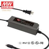Original Meanwell Owa-90u Single Output Waterproof IP67 LED Driver
